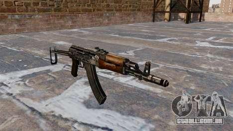 Automático Khyber Pass AK para GTA 4