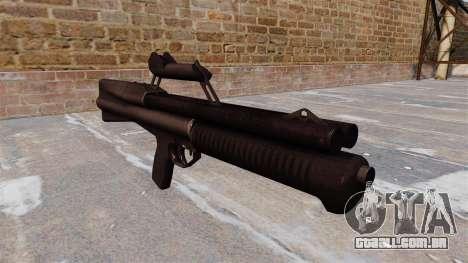 Espingarda de ladrão Neostead 2000 para GTA 4