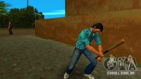 Taco de beisebol de GTA IV para GTA Vice City segunda tela