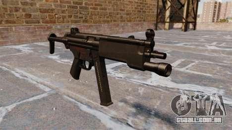 MR5A3 metralhadora para GTA 4