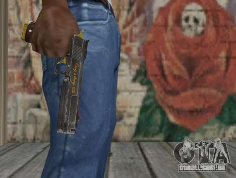 Ivori para GTA San Andreas terceira tela