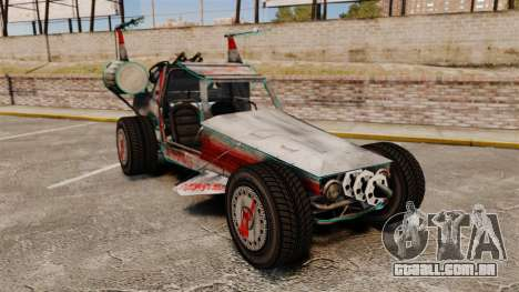 GTA V Space Docker para GTA 4