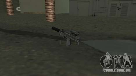PM-98 Glauberite para GTA Vice City