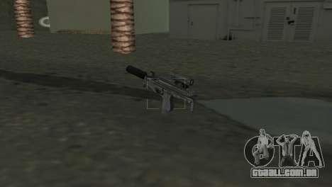 PM-98 Glauberite para GTA Vice City segunda tela