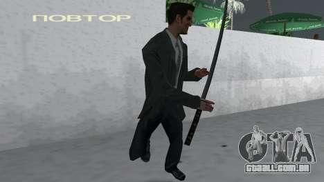 Armas de retekstur para GTA Vice City oitavo tela