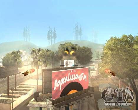 Coca-Cola para GTA San Andreas segunda tela