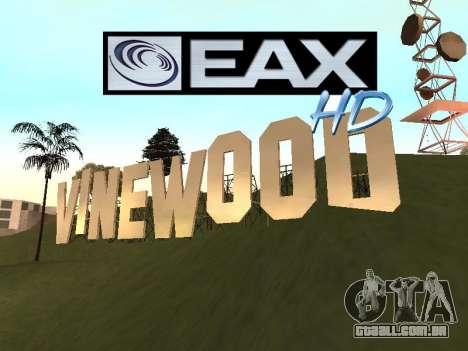 Novas telas de carregamento para GTA San Andreas segunda tela