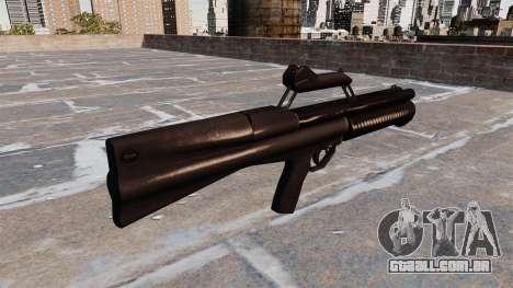 Espingarda de ladrão Neostead 2000 para GTA 4 segundo screenshot