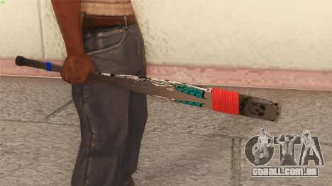 Novos bits para GTA San Andreas terceira tela