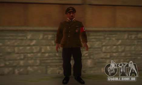 Adolf Hitler para GTA San Andreas
