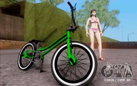 BMX Rebaixada para GTA San Andreas