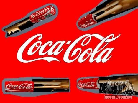 Coca-Cola para GTA San Andreas