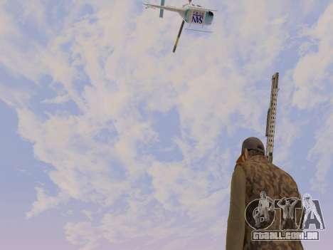 Trevor Phillips para GTA San Andreas sétima tela