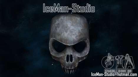 Skull Mask para GTA San Andreas segunda tela