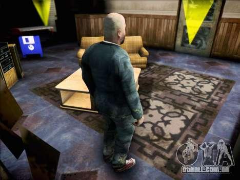 Padre de Half-Life 2 para GTA San Andreas terceira tela
