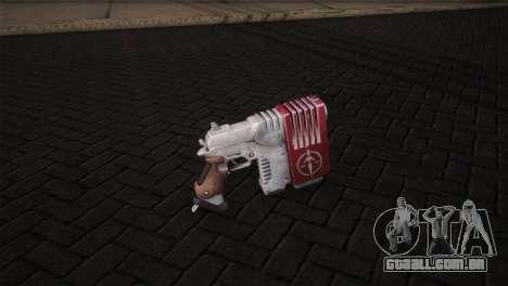 Magnum Pistol para GTA San Andreas segunda tela