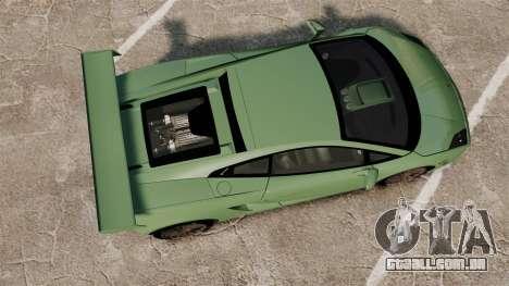 Lamborghini Gallardo 2013 v2.0 para GTA 4 vista direita
