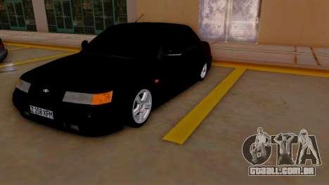 VAZ 2110 Cazaquistão para GTA San Andreas