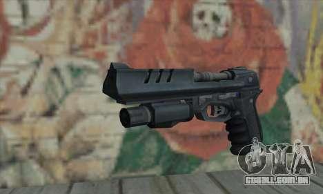 Strader MK VII FEAR3 para GTA San Andreas