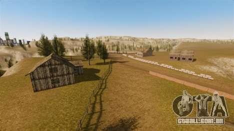 Cliffside localização Rally para GTA 4 oitavo tela