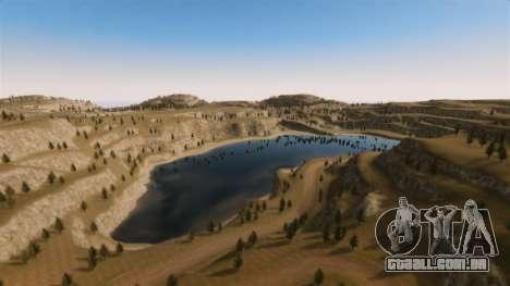 Cliffside localização Rally para GTA 4 décima primeira imagem de tela
