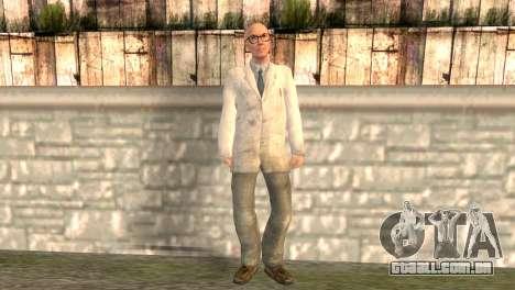 Dr. Kleiner para GTA San Andreas