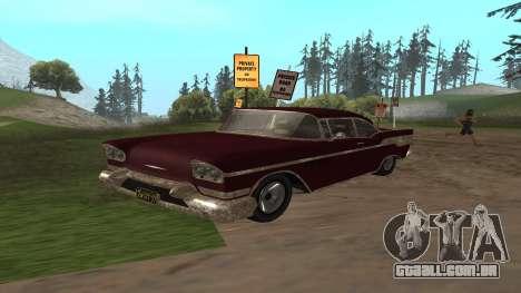 Tornado GTA 5 para GTA San Andreas