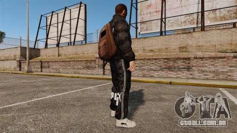 Puma vestuário para GTA 4 terceira tela