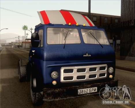 MAZ 504a para GTA San Andreas