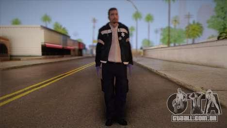 O médico do GTA 4 para GTA San Andreas