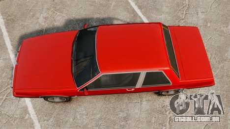 Willard Coupe para GTA 4 vista direita