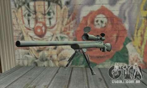 M24 para GTA San Andreas