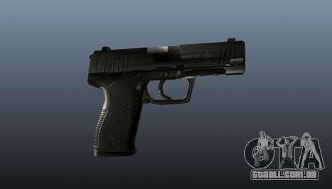 Pistola semi-automática Taurus 24-7 para GTA 4 terceira tela