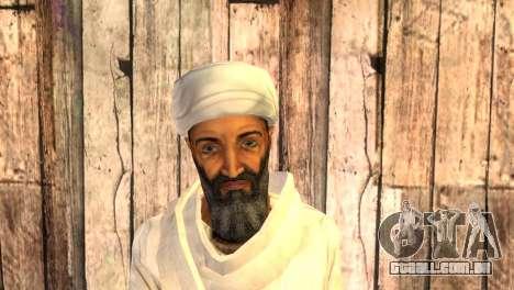 Usam Ben Laden para GTA San Andreas terceira tela
