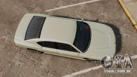 GTA V Bravado Buffalo STD8 v2.0 para GTA 4 vista direita