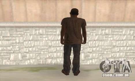 Madžin v4 para GTA San Andreas segunda tela