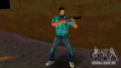 PM-98 Glauberite para GTA Vice City terceira tela