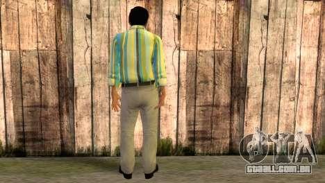 Joe Barbaro para GTA San Andreas segunda tela
