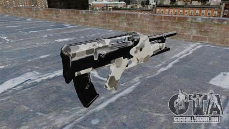 Rifle de Crysis 2 para GTA 4 segundo screenshot