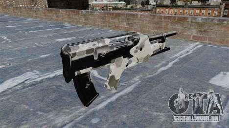 Rifle de Crysis 2 para GTA 4 segundo screenshot