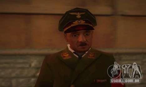 Adolf Hitler para GTA San Andreas terceira tela