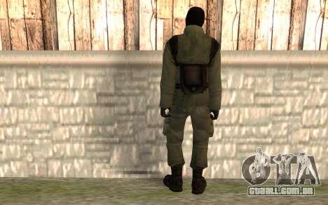 Terroristas chineses para GTA San Andreas segunda tela