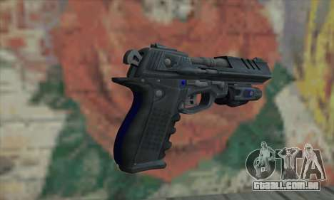 Strader MK VII FEAR3 para GTA San Andreas segunda tela