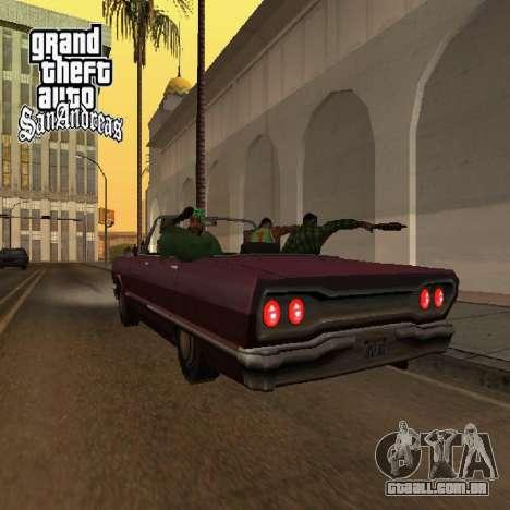 Novas telas de carregamento para GTA San Andreas sétima tela
