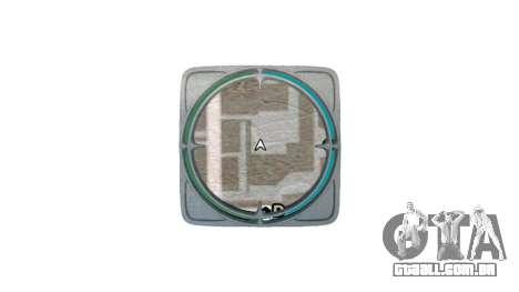 Frame para radar para GTA 4