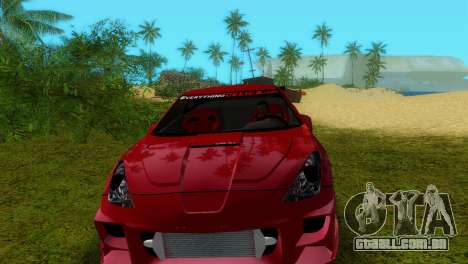 Toyota Celica XTC para GTA Vice City