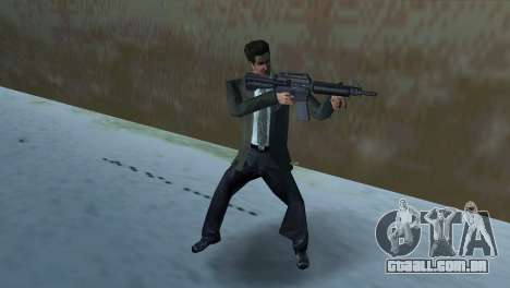 Armas de retekstur para GTA Vice City