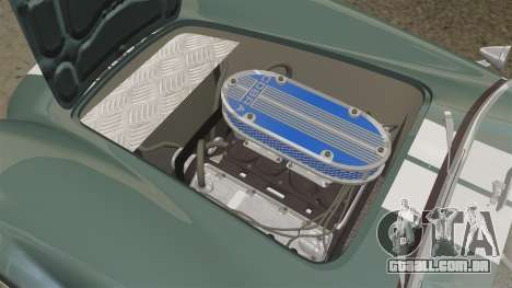Shelby Cobra 427 SC 1965 para GTA 4 vista lateral