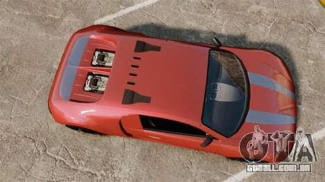 GTA V Truffade Adder [EPM] para GTA 4 vista direita