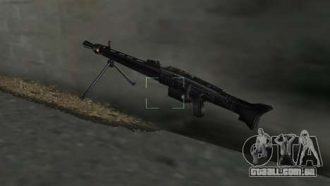 Metralhadora MG-3 para GTA Vice City